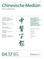 Chinesische Medizin / Chinese Medicine 4/2017