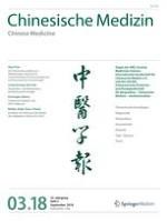 Chinesische Medizin / Chinese Medicine 3/2018