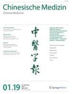 Chinesische Medizin / Chinese Medicine 1/2020