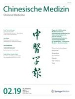 Chinesische Medizin / Chinese Medicine 2/2019