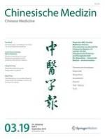 Chinesische Medizin / Chinese Medicine 3/2019