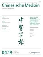 Chinesische Medizin / Chinese Medicine 4/2019