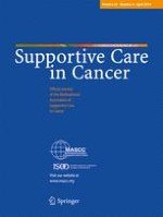 Supportive Care in Cancer 11/2005