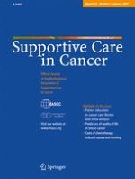 Supportive Care in Cancer 1/2007