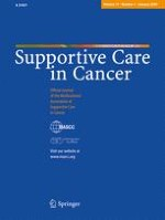 Supportive Care in Cancer 1/2009