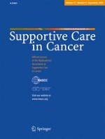 Supportive Care in Cancer 9/2009