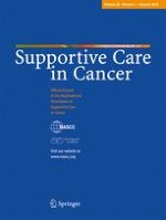Supportive Care in Cancer 1/2012