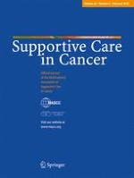 Supportive Care in Cancer 2/2012