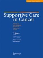 Supportive Care in Cancer 3/2012