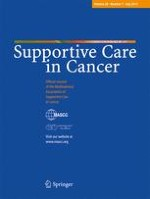 Supportive Care in Cancer 7/2012