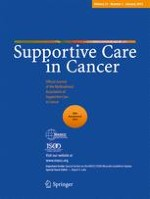 Supportive Care in Cancer 1/2013