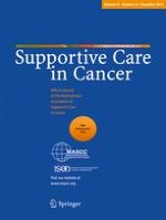 Supportive Care in Cancer 12/2013