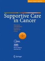 Supportive Care in Cancer 3/2013