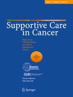 Supportive Care in Cancer 6/2013