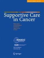 Supportive Care in Cancer 6/2015