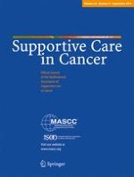 Supportive Care in Cancer 9/2016