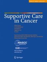 Supportive Care in Cancer 1/2017