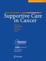 Supportive Care in Cancer 6/2017