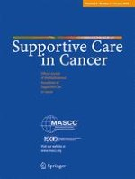 Supportive Care in Cancer 1/2019