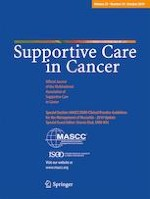 Supportive Care in Cancer 10/2019