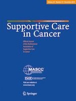 Supportive Care in Cancer 11/2019