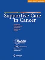 Supportive Care in Cancer 9/2020