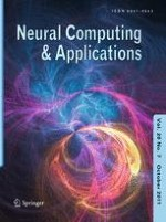 Neural Computing and Applications 7/2011
