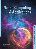 Neural Computing and Applications 2/2015