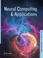 Neural Computing and Applications 2/2016