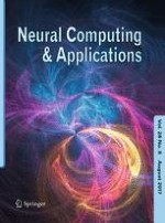 Neural Computing and Applications 8/2017