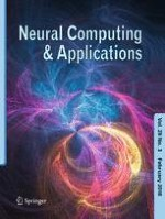 Neural Computing and Applications 3/2018