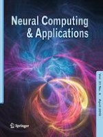 Neural Computing and Applications 4/2019