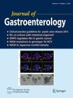Journal of Gastroenterology 3/2016