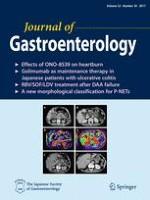 Journal of Gastroenterology 10/2017
