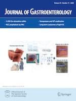 Journal of Gastroenterology 11/2020