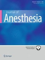 Journal of Anesthesia 6/2018