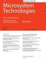 Microsystem Technologies 4/2009