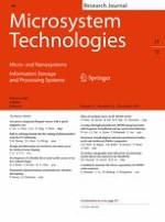 Microsystem Technologies 12/2011
