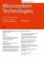Microsystem Technologies 9-10/2012