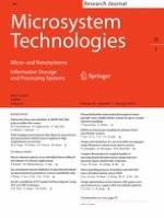 Microsystem Technologies 1/2014