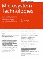Microsystem Technologies 1/2016
