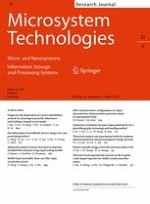 Microsystem Technologies 4/2016