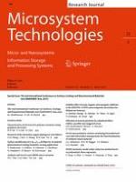 Microsystem Technologies 5/2016