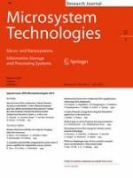 Microsystem Technologies 7/2016