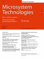 Microsystem Technologies 8/2016