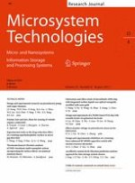 Microsystem Technologies 8/2017