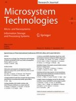 Microsystem Technologies 9/2017