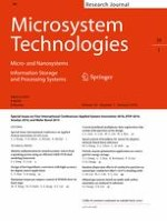 Microsystem Technologies 1/2018