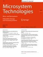 Microsystem Technologies 2/2018