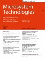 Microsystem Technologies 3/2018